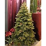 Edler Tannenbaum KONRAD mit Tannenzapfen, 285cm, Ø 190cm - künstlicher Weihnachtsbaum