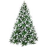 Tannenbaum Mit Schneefall.ᐅ Verschneite Künstliche Weihnachtsbäume Mit Schneefall
