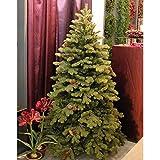 artplants.de Edler Tannenbaum Konrad, Tannenzapfen, 285cm, Ø 190cm - künstlicher Weihnachtsbaum