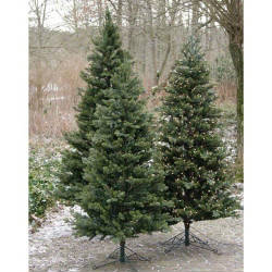 Künstlicher Weihnachtsbaum Wie Echt.Artplants Kaspar Hochwertiger Künstlicher Christbaum 240 Cm